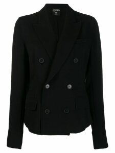 Jean Paul Gaultier Pre-Owned 1990's double breasted jacket - Black