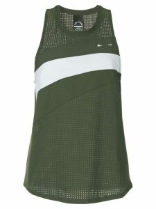 The Upside perforated tank top - Green
