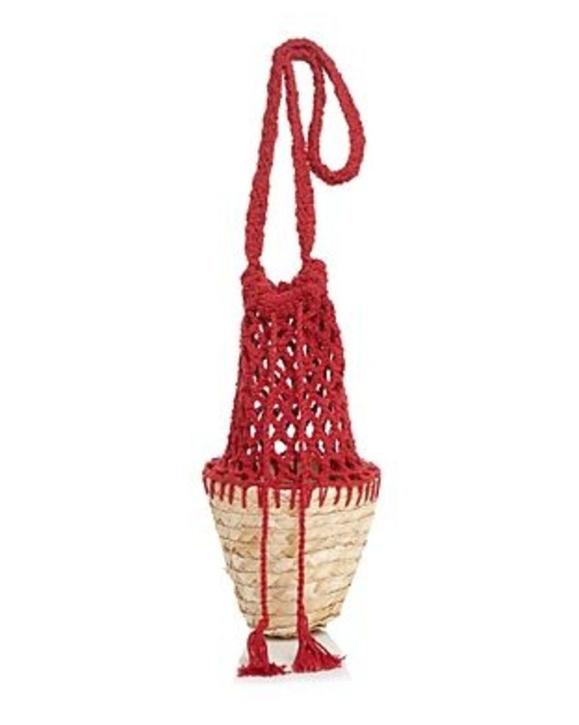Nannacay Paki Fishnet Shoulder Bag