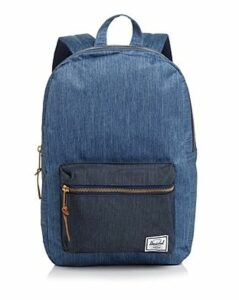 Herschel Supply Co. Settlement Mid Volume Denim Backpack