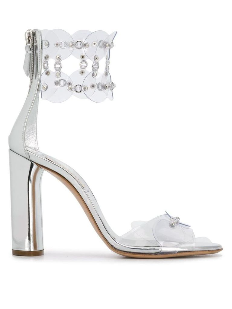 Casadei Futura sandals - Silver