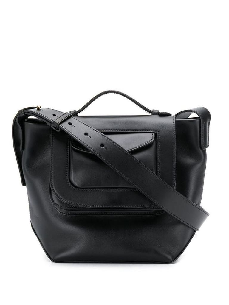 Stée Ruth mini tote bag - Black