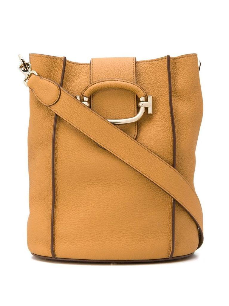 Tod's small bucket bag - Brown