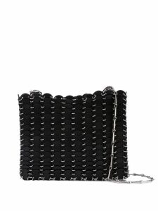 Paco Rabanne 1969 Icon Sleek crossbody - Black