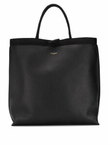 Saint Laurent Shopping logo tote - Black