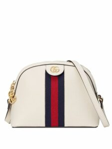 Gucci Ophidia small shoulder bag - White