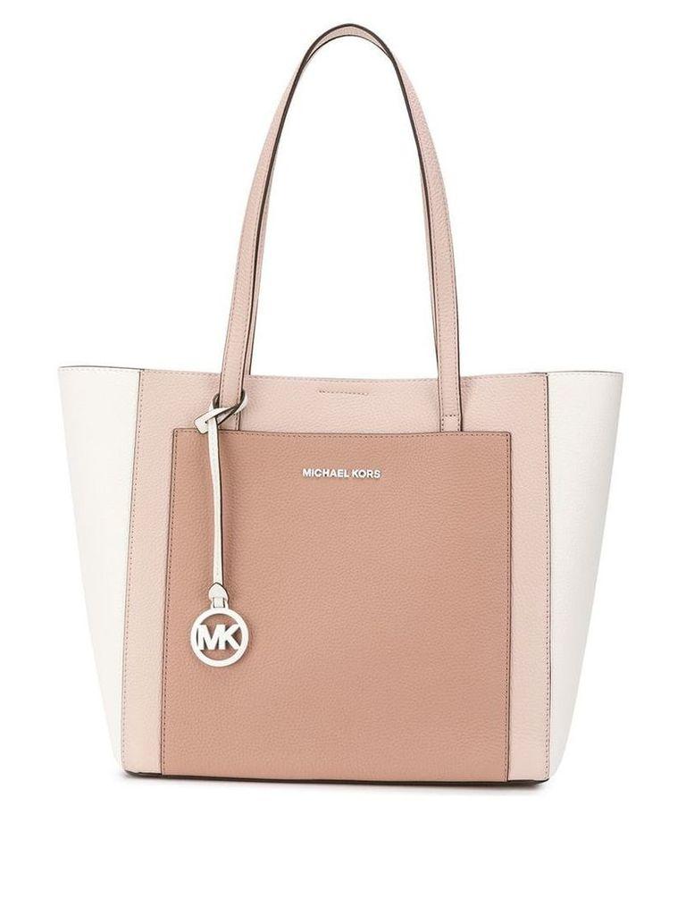 Michael Michael Kors tonal tote bag - Pink