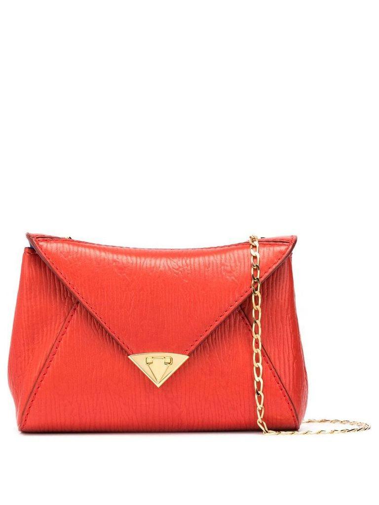 Tyler Ellis Amanda small shoulder bag - Red