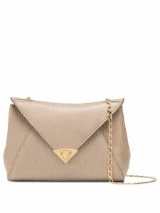Tyler Ellis Amanda small shoulder bag - Neutrals