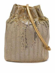 Tyler Ellis Grace clutch bag - Gold