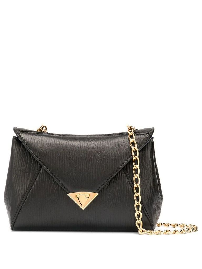 Tyler Ellis Amanda small shoulder bag - Black