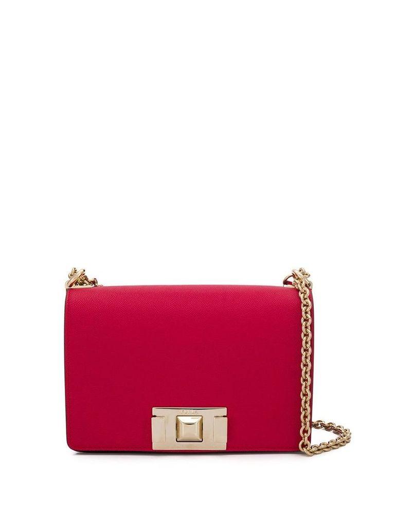 Furla Rosso cross body bag - Red