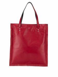 Joseph classic shopper tote - Red