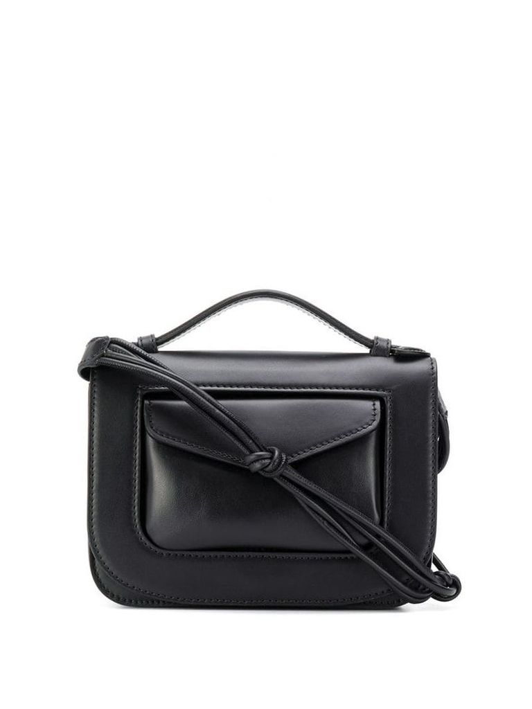Stée Aimee mini shoulder bag - Black