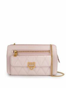 Givenchy quilted crossbody bag - Pink