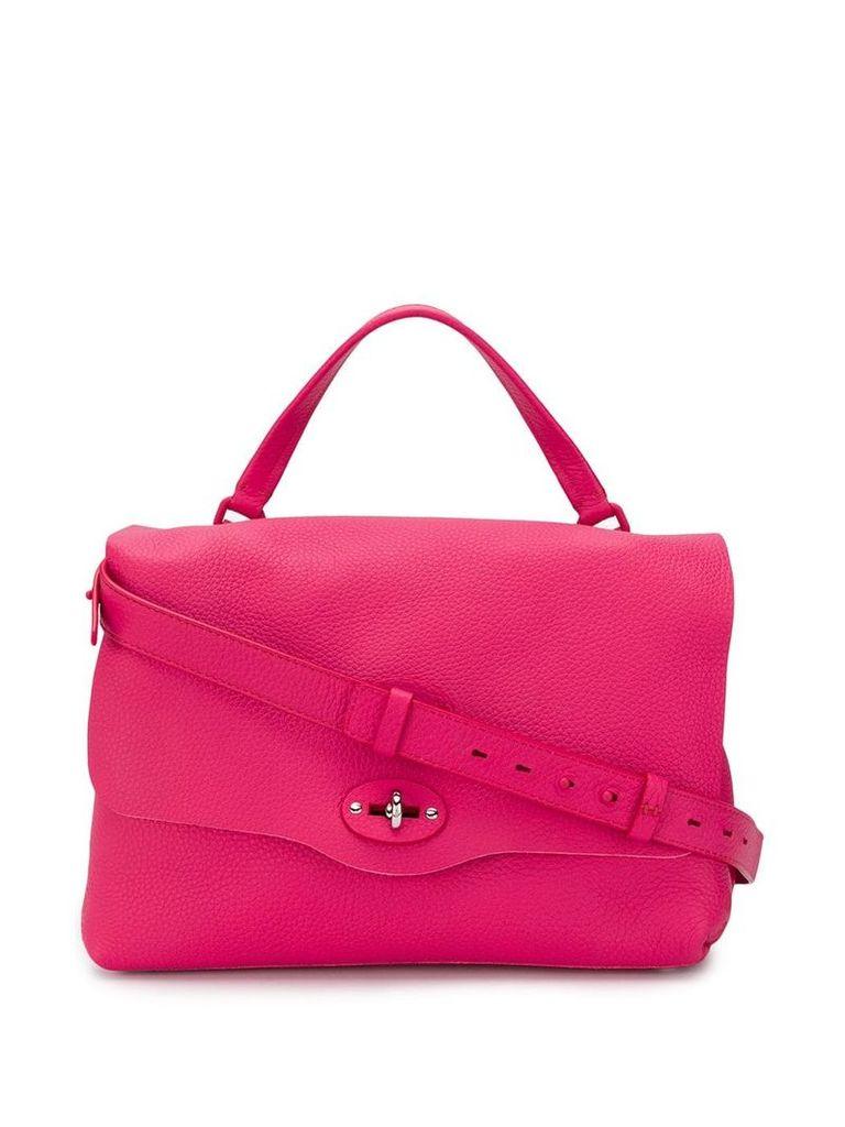 Zanellato Postina tote - Pink