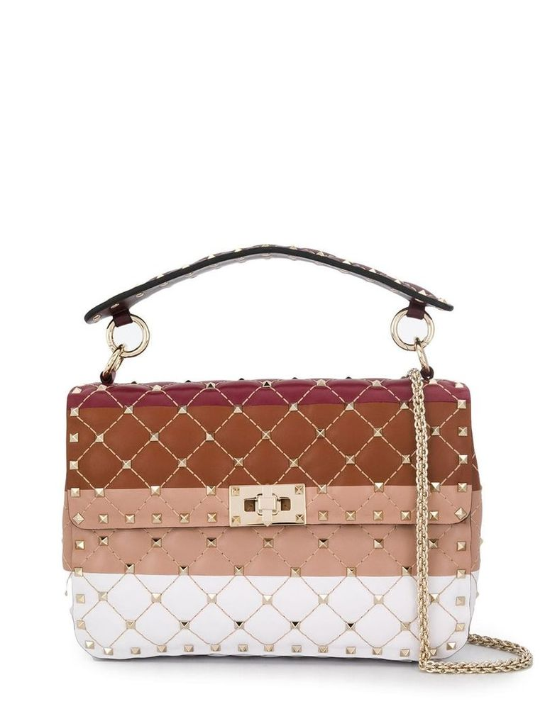 Valentino Valentino Garavani medium Rockstud spike shoulder bag -