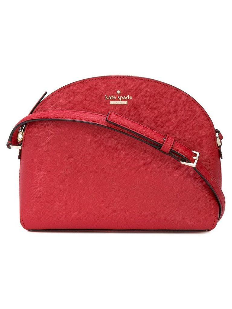 Kate Spade half moon crossbody bag - Red