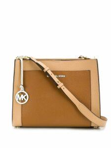 Michael Michael Kors Gemma shoulder bag - Neutrals