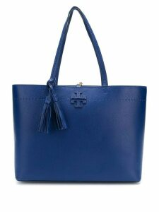 Tory Burch McGraw tote bag - Blue