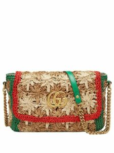 Gucci GG Marmont shoulder bag - Multicolour