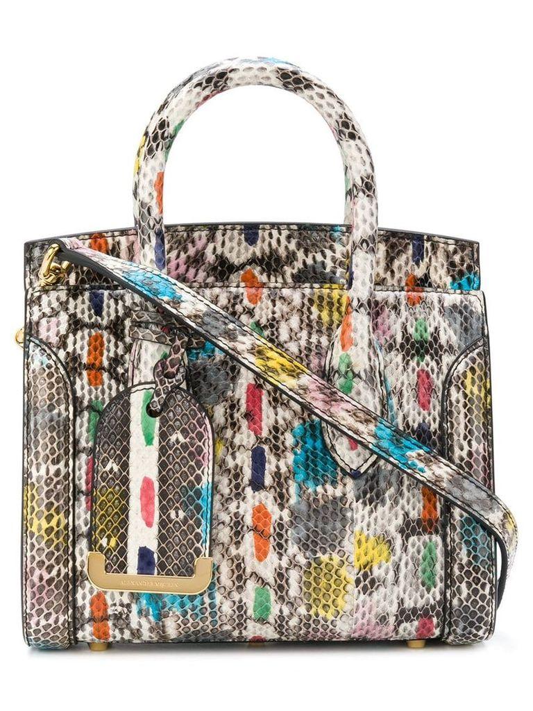 Alexander McQueen Heroine bag - Multicolour