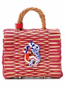 Heimat Atlantica Amor mini bag - Red