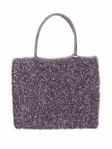 Anteprima standard medium wirebag tote - Purple