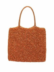 Anteprima standard medium wirebag tote - Orange