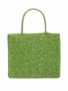 Anteprima standard medium wirebag tote - Green