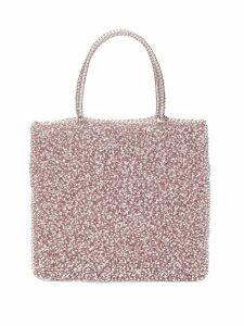Anteprima standard medium wirebag tote - Pink