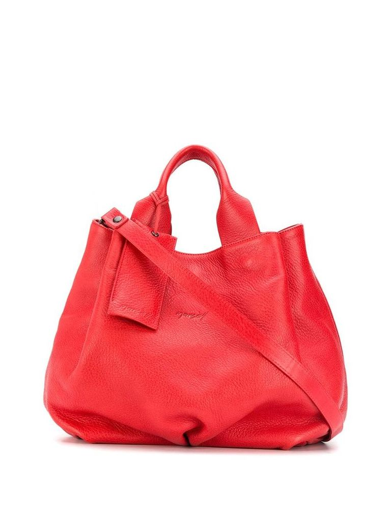 Marsèll bucket style tote bag - Red