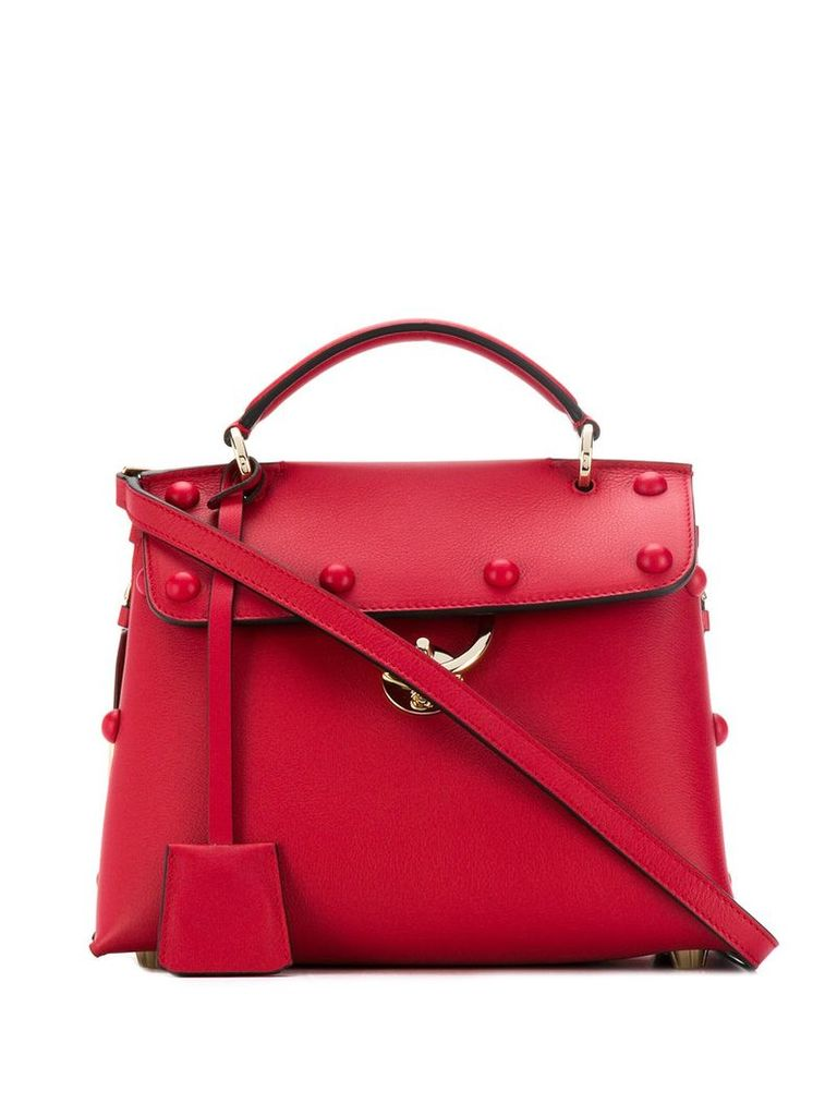 Salvatore Ferragamo Jet Set shoulder bag - Red