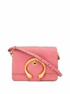 Jimmy Choo Madeline shoulder bag - Pink