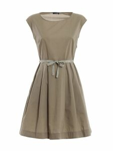 Woolrich Cotton Poplin A-line Dress