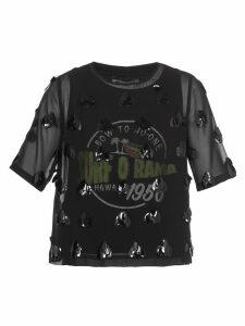 McQ Alexander McQueen Layered T Shirt