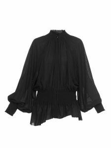 Ann Demeulemeester Draped Shirt