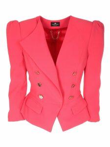 Elisabetta Franchi For Celyn B. Buttoned Blazer