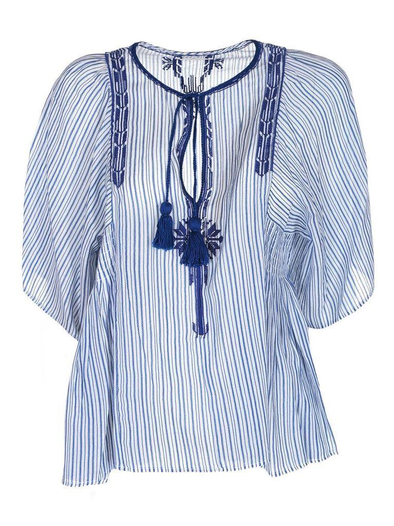 Isabel Marant Striped Blouse
