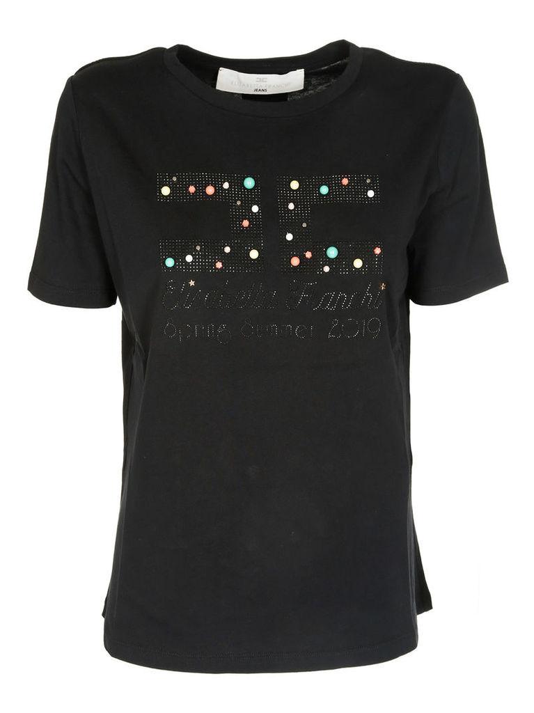 Elisabetta Franchi For Celyn B. Studded T-shirt