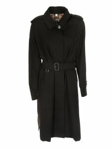 Burberry Belted-waist Trench