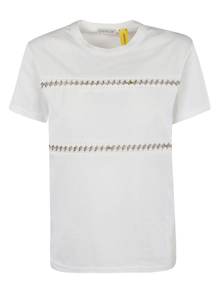 Moncler Genius Stitched Detail T-shirt
