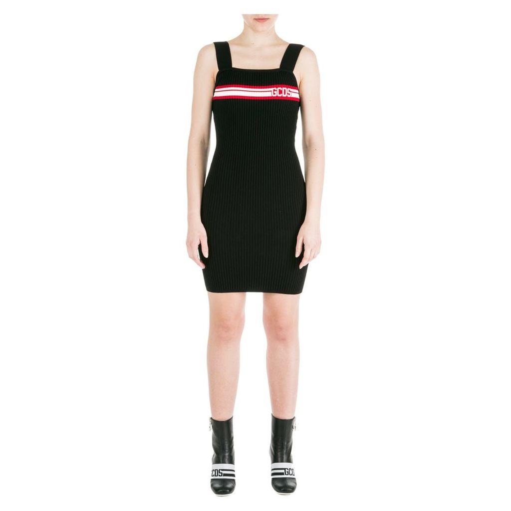 GCDS Short Mini Dress Sleeveless