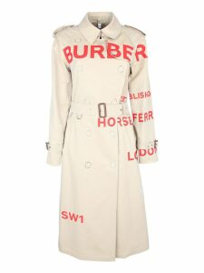 Burberry London Wharfbridge Trench