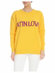 Alberti Ferretti - Latin Lover Sweater