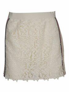 Ermanno Ermanno Scervino Lace Mini Skirt