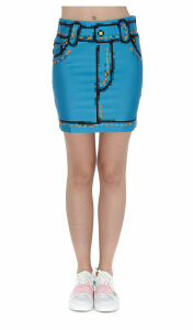 Moschino Pixel Capsule Skirt