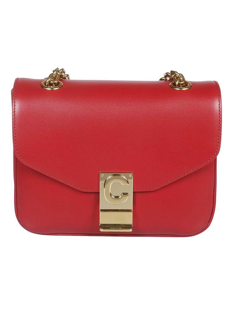 Celine C Shoulder Bag