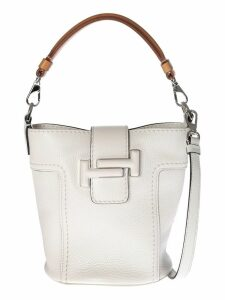 Tod's Double T Bucket Bag