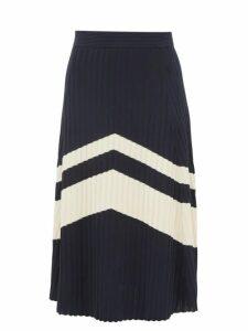 Zimmermann - Honour Pintucked Cotton Dress - Womens - White